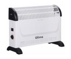 Termoconvettore Elettrico 2000w Qlima Ech 4020 Bianco