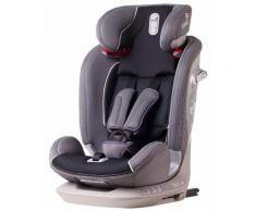 Seggiolino Auto Per Bambini Gruppo 1/2/3 9-36kg Isofix Kiwy Alia Carbon