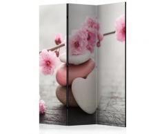Paravento 3 Pannelli - Zen Flowers 135x172cm Erroi