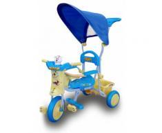 Passeggino Triciclo Kid Smile Easy Celeste