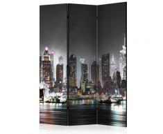 Paravento 3 Pannelli - New York 135x172cm Erroi