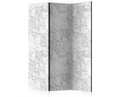 Paravento 3 Pannelli - Flowers I 135x172cm Erroi