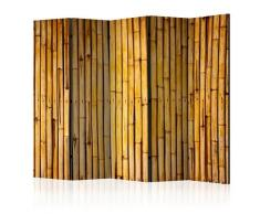 Paravento 5 Pannelli - Bamboo Garden Ii 225x172cm Erroi
