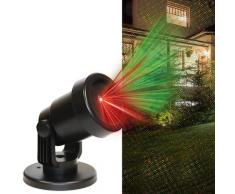 Proiettore Laser 2 Colori Luci Natalizie Da Esterno E Interno Laser Light