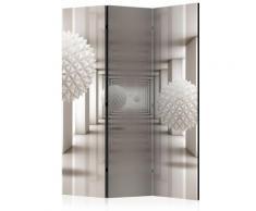Paravento 3 Pannelli - Gateway To The Future 135x172cm Erroi
