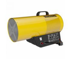 Generatore Di Aria Calda Riscaldatore A Gas Propano/butano 33 Kw Stufa Industriale Gas33m