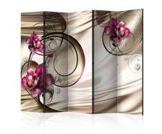 Paravento 5 Pannelli - Sweetness Of Elation Ii 225x172cm Erroi