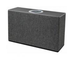 Altoparlante Speaker 60w Wireless Con Radio In Tessuto Kooper Techno Grigio