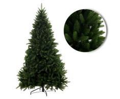 Albero Di Natale Artificiale H210cm Adami Bernina Verde