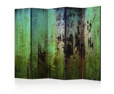 Paravento 5 Pannelli - Emerald Mystery Ii 225x172cm Erroi
