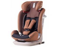 Seggiolino Auto Per Bambini Gruppo 1/2/3 9-36kg Isofix Kiwy Alia Moka