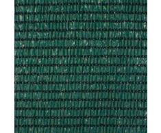 Rete Frangivista 95% Da Giardino 2x50m Rama Shade Verde