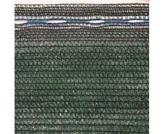 Rete Frangivista 90% Da Giardino 1x100m Rama Shade Verde