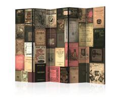 Paravento 5 Pannelli - Books Of Paradise Ii 225x172cm Erroi