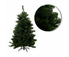 Albero Di Natale Artificiale H270cm Adami Gran Sasso Verde