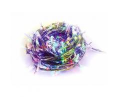 Luci Di Natale 240 Led 12,1m Multicolor Da Interno Soriani