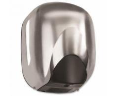 Asciugamani Elettrico Con Fotocellula 1100w Vama Ecostream Sf Alluminio Cromo-satinato