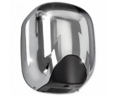 Asciugamani Elettrico Con Fotocellula 1100w Vama Ecostream Lf Alluminio Cromato
