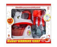 Robot Da Cucina A Batteria Per Bambini Kids Joy Grande Chef