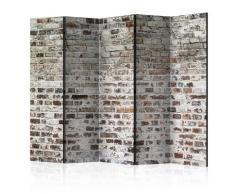 Paravento 5 Pannelli - Old Walls Ii 225x172cm Erroi