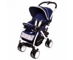 Passeggino Tradizionale Per Bambini Reversibile Trupia Z8 Blu