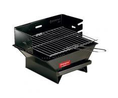 Barbecue A Carbone Carbonella Da Tavolo 33x30x22 Cm Ferraboli Minigrill
