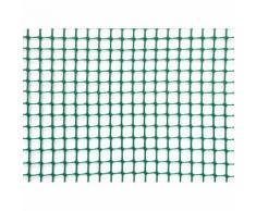 Rete Quadra Da Giardino 10mm In Plastica 1x30m Rama Mirror Verde