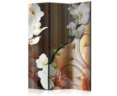 Paravento 3 Pannelli - Orchid 135x172cm Erroi