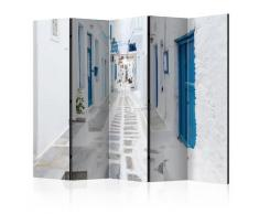 Paravento 5 Pannelli - Greek Dream Island Ii 225x172cm Erroi