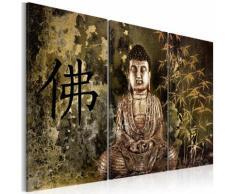 Quadro - Statua Di Buddha 120x80cm Erroi