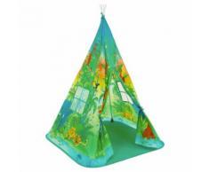 Tenda Casetta Per Bambini Triangolare Fun 2 Give Giungla Verde