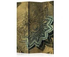 Paravento 3 Pannelli - Golden Treasure 135x172cm Erroi