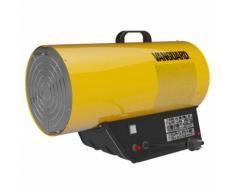 Generatore Di Aria Calda Riscaldatore A Gas Propano/butano 53 Kw Stufa Industriale Gas53
