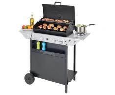 Barbecue A Gas Bbq Sistema Roccia Lavica Xpert 200 Ls Rocky Campingaz