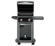 Barbecue a gas 2 fuochi SPIRIT EO-210 BLACK WEBER