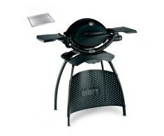 Q 1200 Stand - Barbecue a Gas con Supporto, Modello 51010353 - Weber