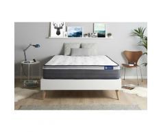 Materasso Actimemo plus 200x200cm , Spessore : 26 cm , Memory foam , Molto rigido, 7 zone di comfort