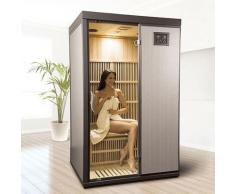 Sauna a raggi infrarossi LILY 2 da 2 posti