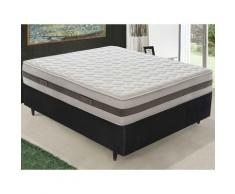 Materasso 160x190 in Memory foam da 7 cm Alto 29cm a Zone Differenziate Ortopedico Certificato