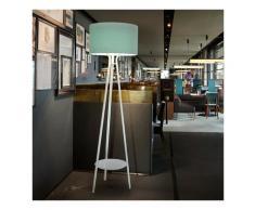 Lampada da terra LED design moderno stile minimale Allure   Colore: Blu - Slide