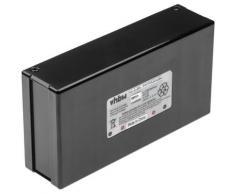 batteria compatibile con Stiga Autoclip 125, 127, 200, 221, 223, 225, 225s, 228 tagliaerba, robot