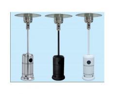 Termopatio gas GFLAME - Stufa Inox a Gas per esterni - Potenza 13 Kw-Peso 18 Kg