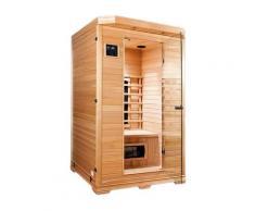 Sauna A Raggi Infrarossi Grenada2 - Canadian Hemlock