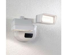 Lanterna LED da esterni Nikoleta 2 luci, sensore