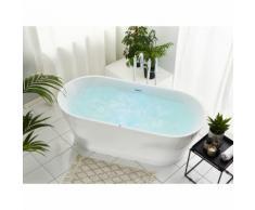 Vasca da bagno freestanding con idromassaggio HAVANA