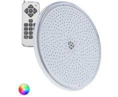 Lampadina LED PAR56 Slim Piscina Sommergibile RGB IP68 12V AC 35W RGB con telecomando