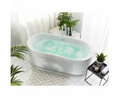 Vasca da bagno freestanding con idromassaggio VINALES