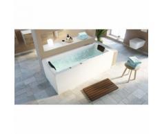 Vasca idromassaggio Deluxe OMEGA ULTRA 180 con mini LED 180x80x62 cm