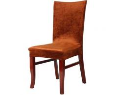 Coprisedia elasticizzato Protezione elastica rimovibile per sedia per l'ufficio della sala da
