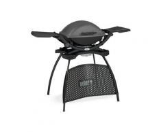 Barbecue Weber Elettrico Q 2400 Dark Grey + Stand Cod. 55020853